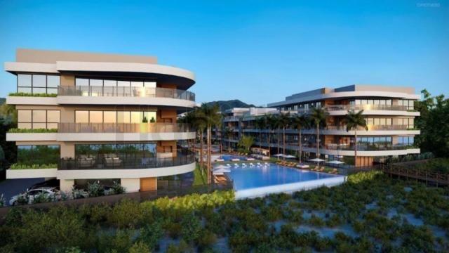 Apartamento à venda com 4 dormitórios em Campeche, Florianópolis cod:548
