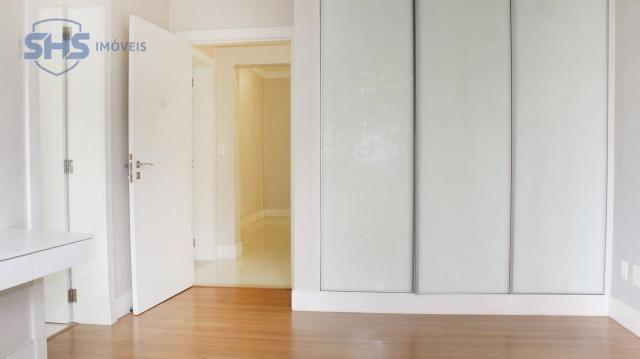 Apartamento com 3 dormitórios para alugar, 350 m² por r$ 4.700/mês - ponta aguda - blumena - Foto 17