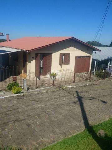Casa à venda com 3 dormitórios em São roque, Bento gonçalves cod:9890145