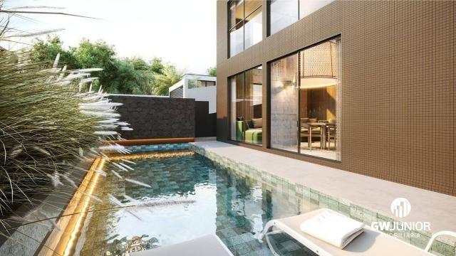 Apartamento à venda com 3 dormitórios em Santo antônio, Joinville cod:533 - Foto 5