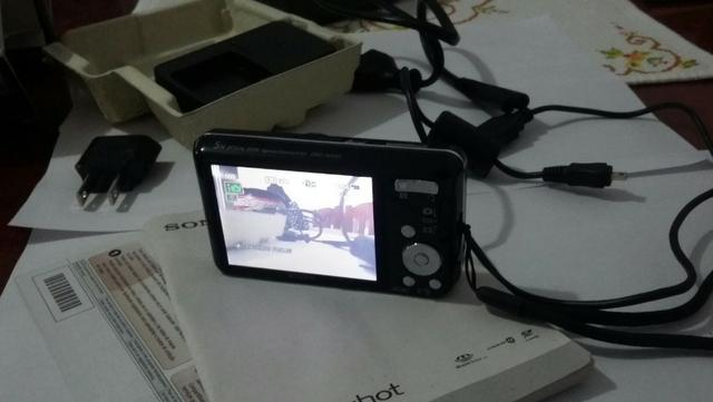 Camera Digital Sony Cyber Shot Dsc w630 16.1 mp - Foto 3