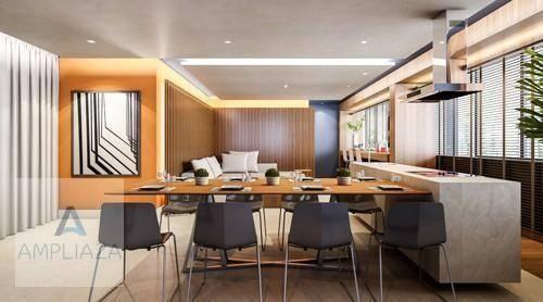 Apartamento com 2 dormitórios à venda, 37 m² por r$ 321.000 - aldeota - fortaleza/ce - Foto 17