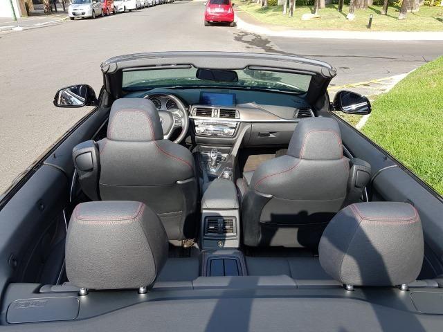 Bmw 420i 2.0 Sport Cabrio Automático 15/15 - Foto 13