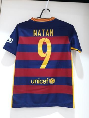 Camisa do Barcelona original - Esportes e ginástica - Irajá 08fa1ea1a708d