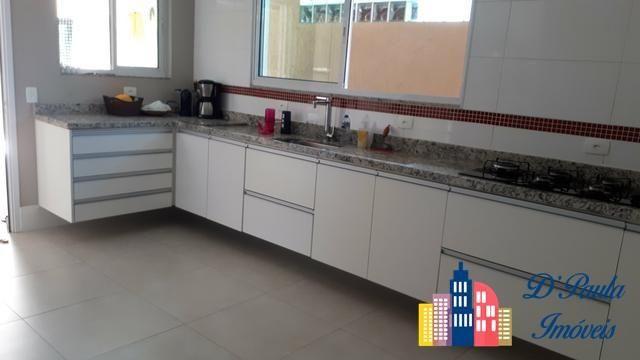 Ca00033. linda casa com armários na cozinha! - Foto 6