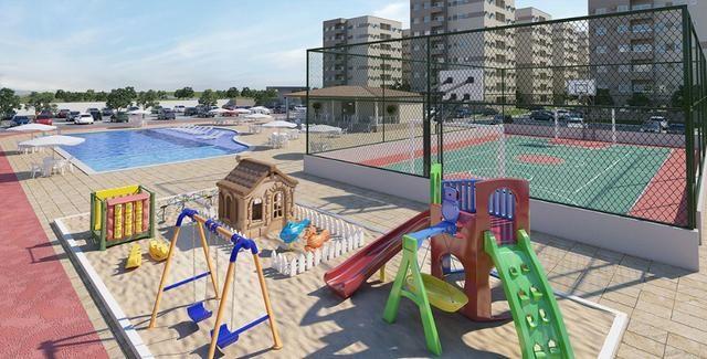 Vila do Frio Condomínio club 3 qrts 1 suite 64m, com piscina e Varanda e Suite (Promoção) - Foto 2