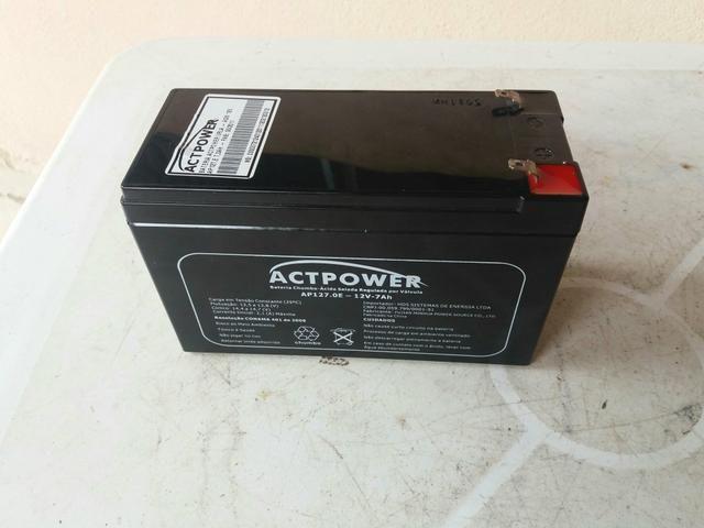 Bateria nobreak 7ah - Peças e acessórios - Artur Lundgren Ii ... fc1045e3f155a