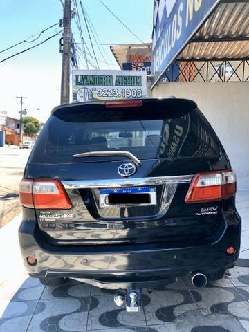 Toyota Hilux SW4 SRV 4x4 DIESEL 7P IPVA 2020 PAGO - Foto 13