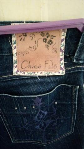 Calça da Chica Fulô semi nova - Foto 2
