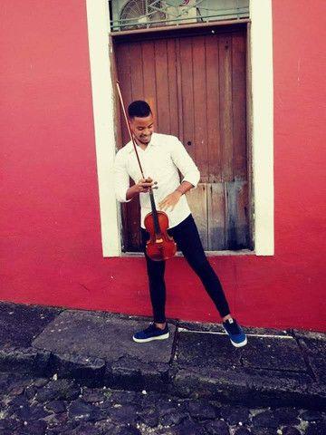 Aulas Online de Violino. Faça uma Aula Experimental