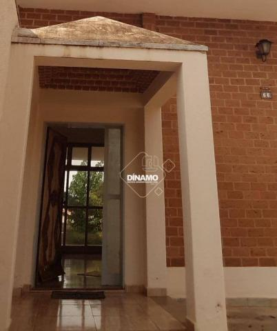 Casa com 4 dormitórios à venda, - Jardim Recreio - Ribeirão Preto/SP - Foto 4