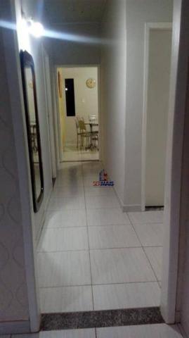 Casa com 3 dormitórios à venda, 250 m² por R$ 480.000,00 - Casa Preta - Ji-Paraná/RO - Foto 7