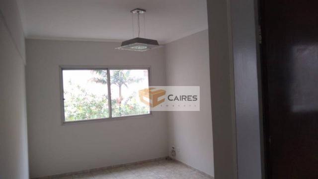 Locação Centro Apartamento com 1 dormitório para alugar, 46 m² por R$ 800/ano - Centro - C