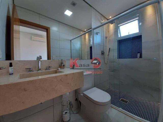 Cobertura com 4 dormitórios à venda, 410 m² por R$ 7.500.000,00 - Gonzaga - Santos/SP - Foto 20
