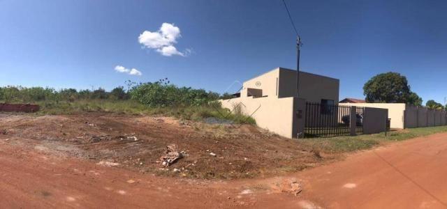 Terreno à venda, 532 m² por R$ 70.000 - Santa Cruz - Chapada dos Guimarães/MT - Foto 2