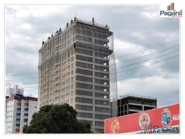 Apartamento com 3 dormitórios à venda, 126 m² por R$ 817.000,00 - Centro - Palhoça/SC - Foto 6