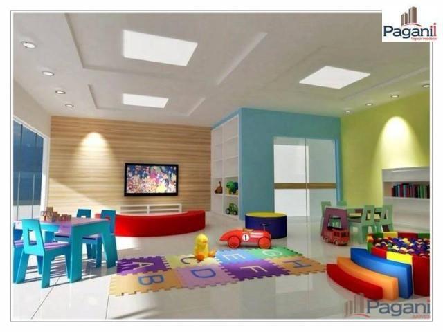 Apartamento com 3 dormitórios à venda, 126 m² por R$ 817.000,00 - Centro - Palhoça/SC - Foto 5