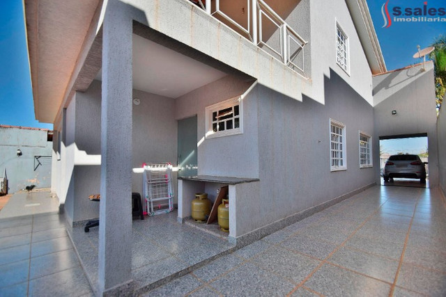 Casa em Destaque!!! 4 Quartos sendo 3 Suítes - Vicente Pires - Brasília DF - Foto 17