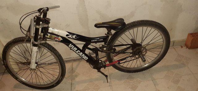 Vendo bicicleta rebaixada 400 - Foto 4