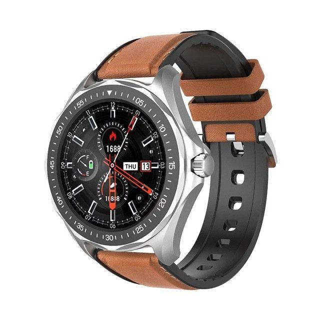 RELÓGIO Smartwatch Blitzolwf BW-HL3<br>Novo LACRADO ORIGINAL