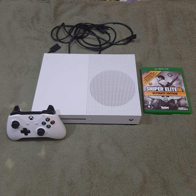 Xbox one S 500GB novo - Foto 3
