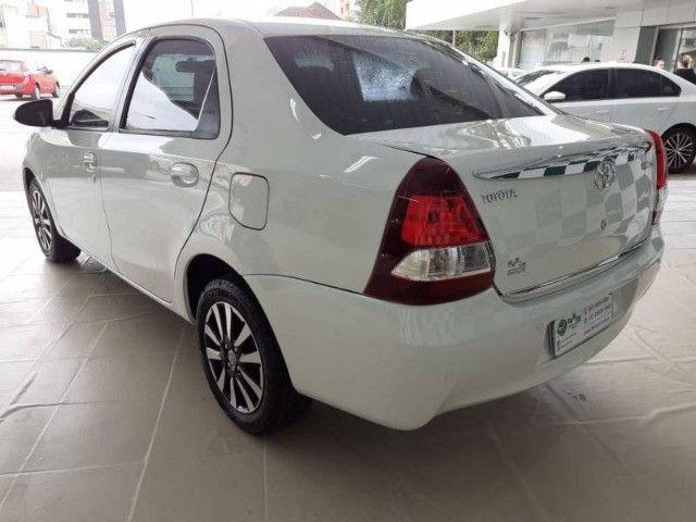 Etios 1.5 Sedan Platinum 8v 2016 - Foto 6