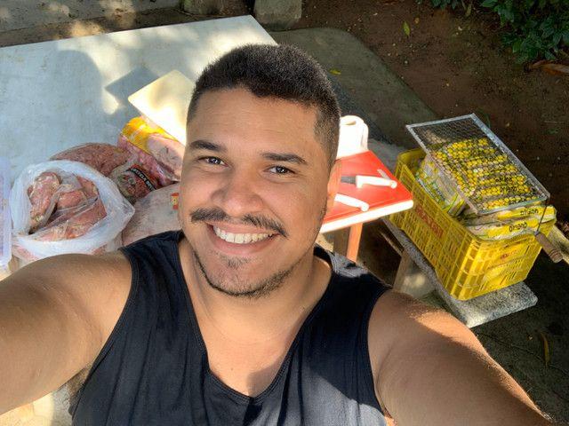 Churrasqueiro e buffet de churrasco - Foto 4