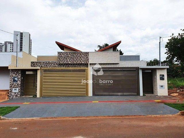 Campo Grande - Casa Padrão - Jardim Seminário