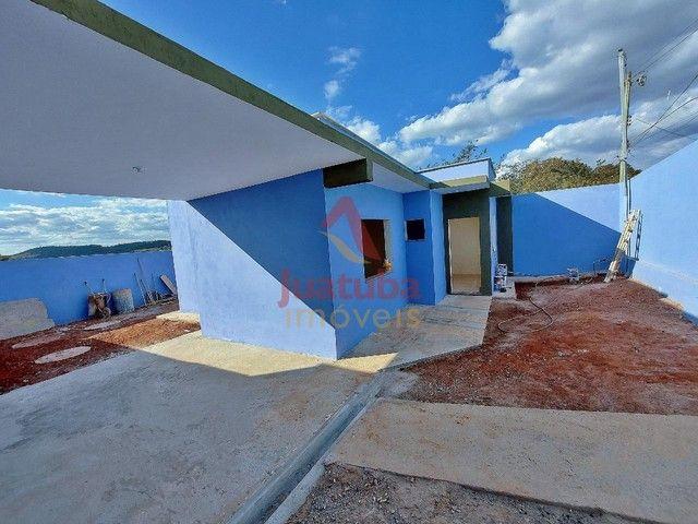 Vende-se Casa com 2 Quartos Moderna, em Juatuba   FINANCIAMENTO   JUATUBA IMÓVEIS - Foto 2