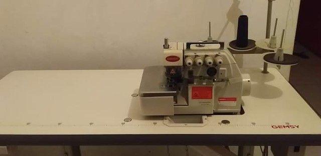 maquina de costura gemsy