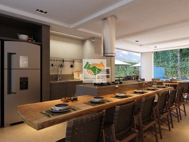 Novos apartamentos de luxo com 3 e 4 quartos à venda no bairro Funcionários em BH - Foto 17