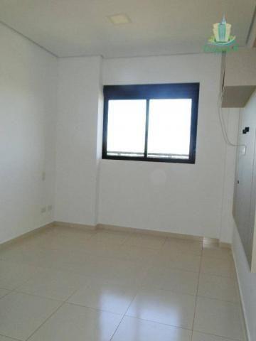 Apartamento com 2 dormitórios para alugar, 98 m² por R$ 2.000,00/mês - Conjunto A - Foz do - Foto 6