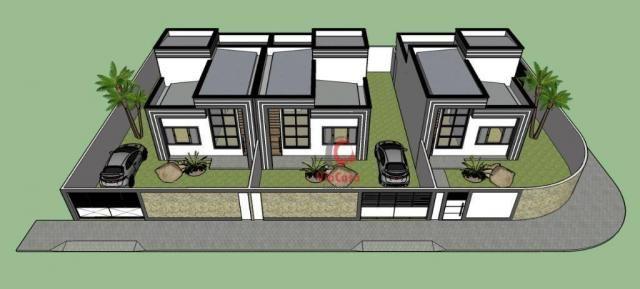 Casa linear com 2 dormitórios à venda, 62 m² Terra Firme - Rio das Ostras/RJ - Foto 6