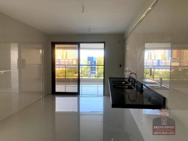 Apartamento no Cosmopolitan com 4 dormitórios à venda, 259 m² por R$ 2.650.000 - Guararape - Foto 7