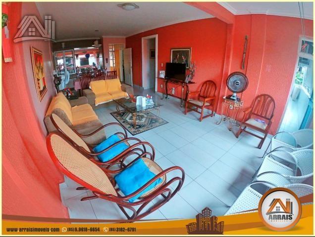 Apartamento à venda, 117 m² por R$ 370.000,00 - Vila União - Fortaleza/CE - Foto 4