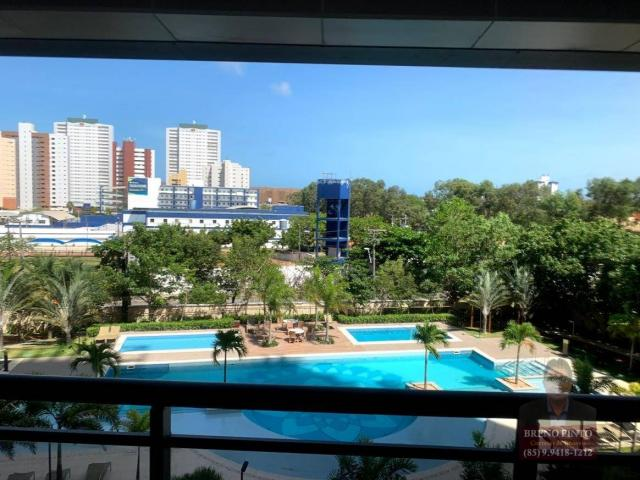 Apartamento no Cosmopolitan com 4 dormitórios à venda, 259 m² por R$ 2.650.000 - Guararape - Foto 4