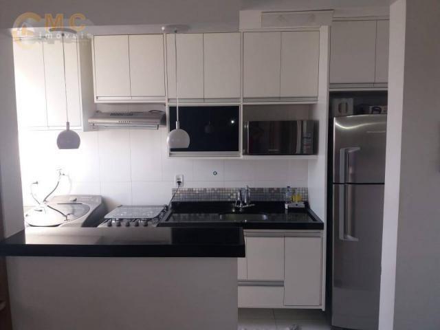 Apartamento com 2 dormitórios à venda, 53 m² por R$ 265.000 - Jardim Nova Europa - Campina - Foto 17