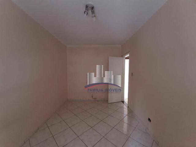 Apartamento com 2 dormitórios para alugar por R$ 1.799,98/mês - Encruzilhada - Santos/SP - Foto 9