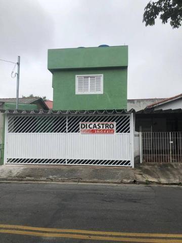 Sobrado com 4 dormitórios para alugar, 195 m² por R$ 2.000,00/mês - Rudge Ramos - São Bern