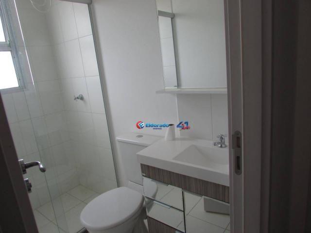 Apartamento com 2 dormitórios para alugar, 50 m² por R$ 750,00/mês - Parque Yolanda (Nova  - Foto 13