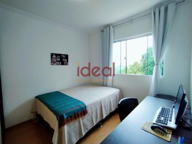 Apartamento à venda, 3 quartos, 1 suíte, 1 vaga, Recanto da Serra - Viçosa/MG - Foto 10