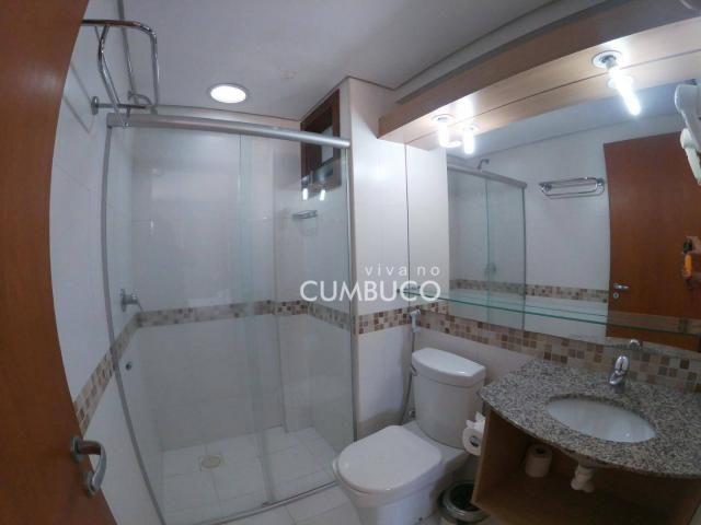 Apartamento com 1 dormitório à venda, 46 m² por R$ 285.000,00 - Cumbuco - Caucaia/CE - Foto 8