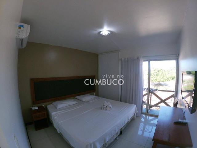 Flat com 1 dormitório, 37 m² - venda por R$ 200.000,00 ou aluguel por R$ 2.200,00/mês - Cu - Foto 5