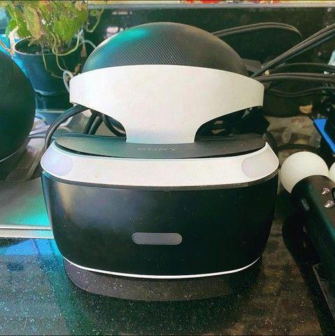 PlayStation VR + PS MOVE + PS CAMERA + CAPA - Foto 2