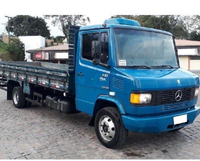 [Edvirges] Caminhão MB 710 2010!
