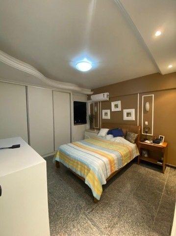 Apartamento 112m² 3 quartos + DCE no Corredor Vera Arruda 3ª quadra da praia Jatiuca - Foto 5