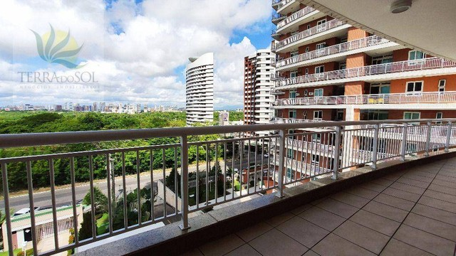 Apartamento com 3 dormitórios à venda, 80 m² por R$ 495.000,00 - Cocó - Fortaleza/CE - Foto 18