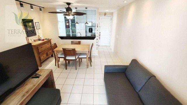 Apartamento com 3 dormitórios à venda, 80 m² por R$ 495.000,00 - Cocó - Fortaleza/CE - Foto 13