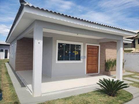 Casa com 3 dormitórios à venda, 109 m² por R$ 420.000,00 - Caxito - Maricá/RJ - Foto 3