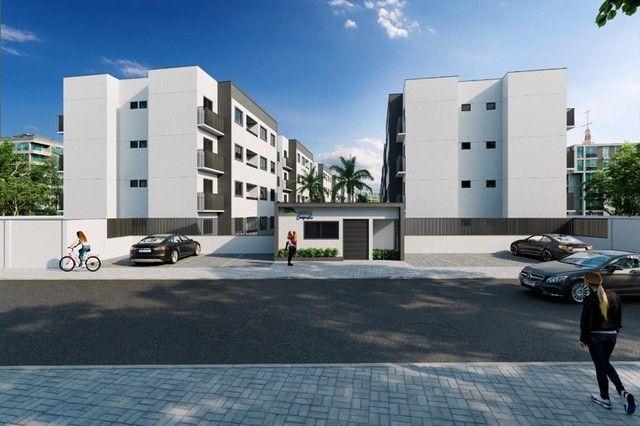 Apartamento 0 entrada com área de lazer completa no Cristo redentor R$116mil  - Foto 2